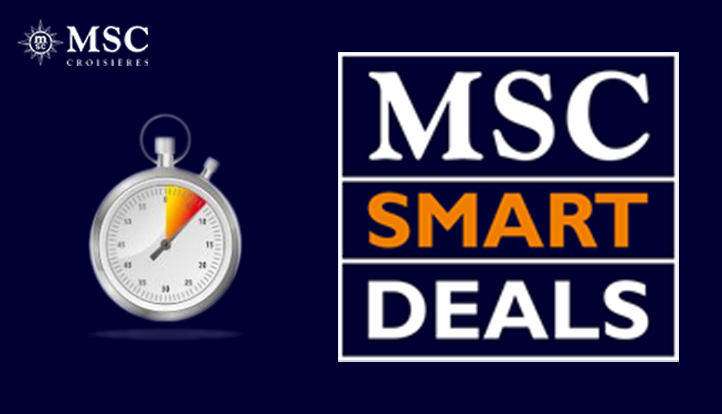 SMART DEALS avec MSC