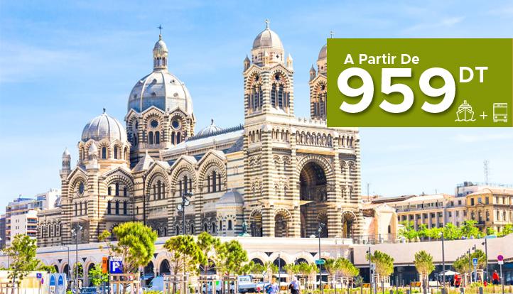 Croisieres au depart de Marseille