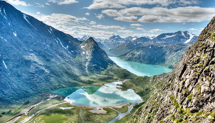La Beauté de L\'Europe du Nord