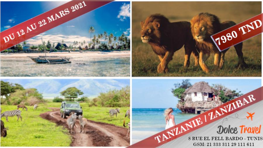 TANZANIE (SAFARI) / ZANZIBAR
