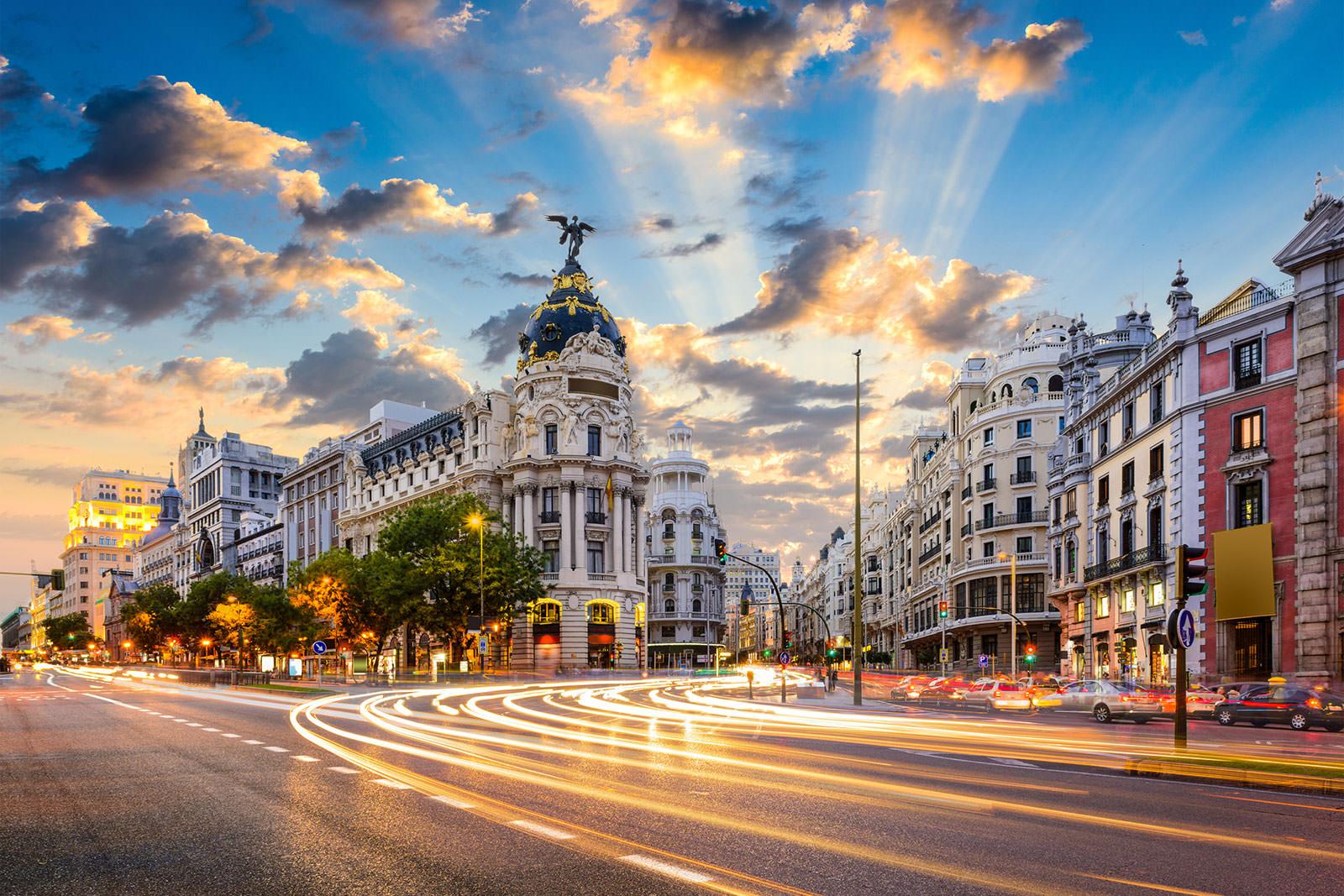 MADRID / ANDALOUSIE / COSTA DEL SOL