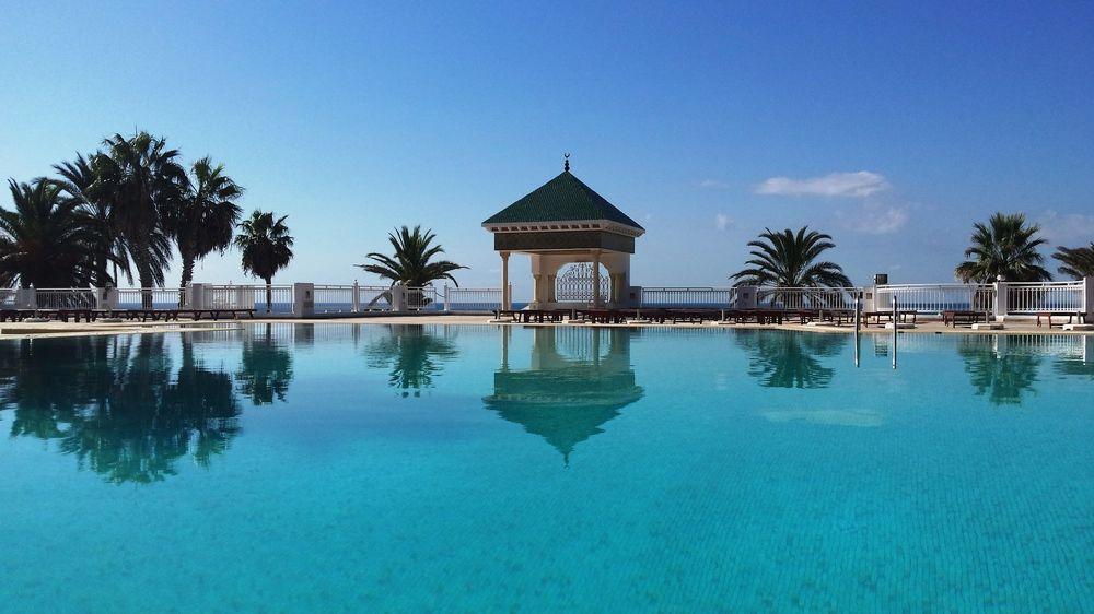 Bel Azur Thalasso & Bungalows, Hammamet