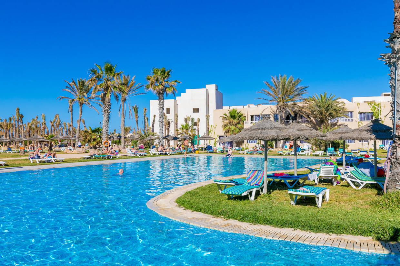 Welcome Meridiana, Djerba