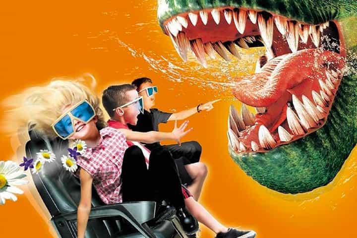 Cinéma 5D kid's