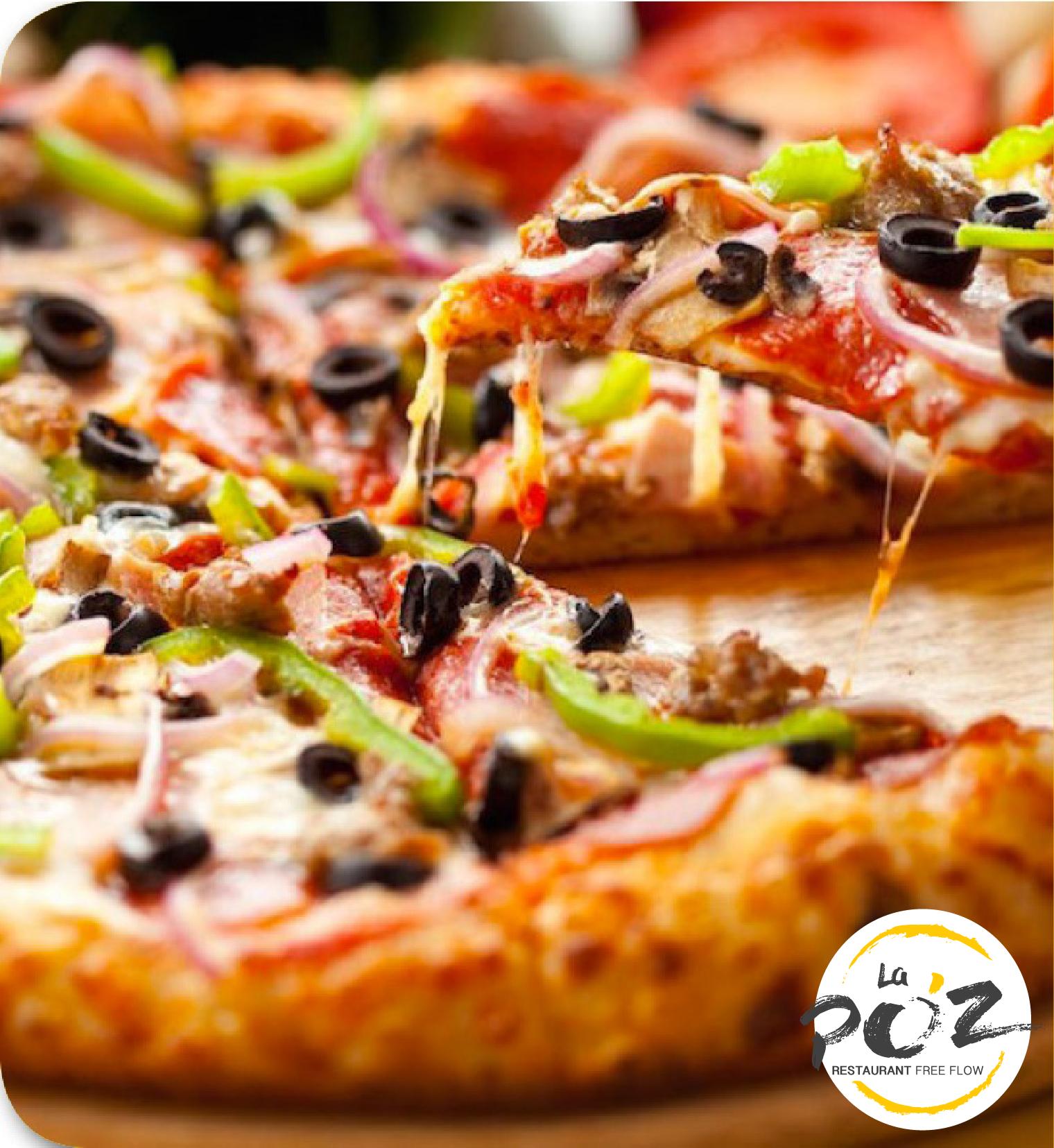 Formule Menu Pizza