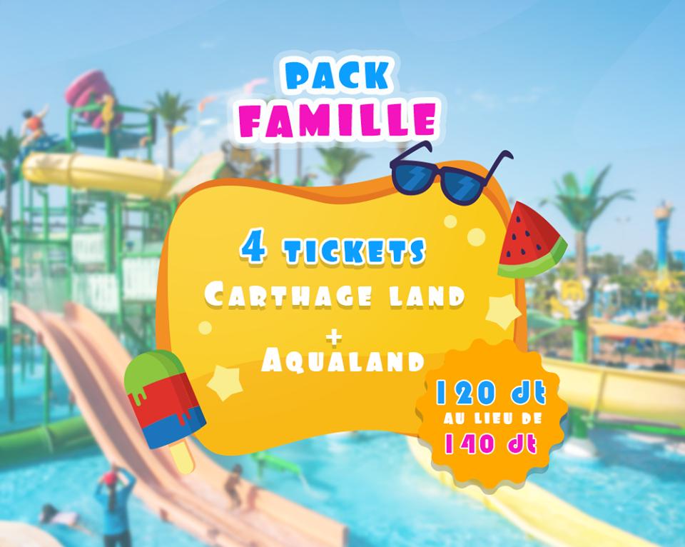 Promo Pack Famille Hammamet