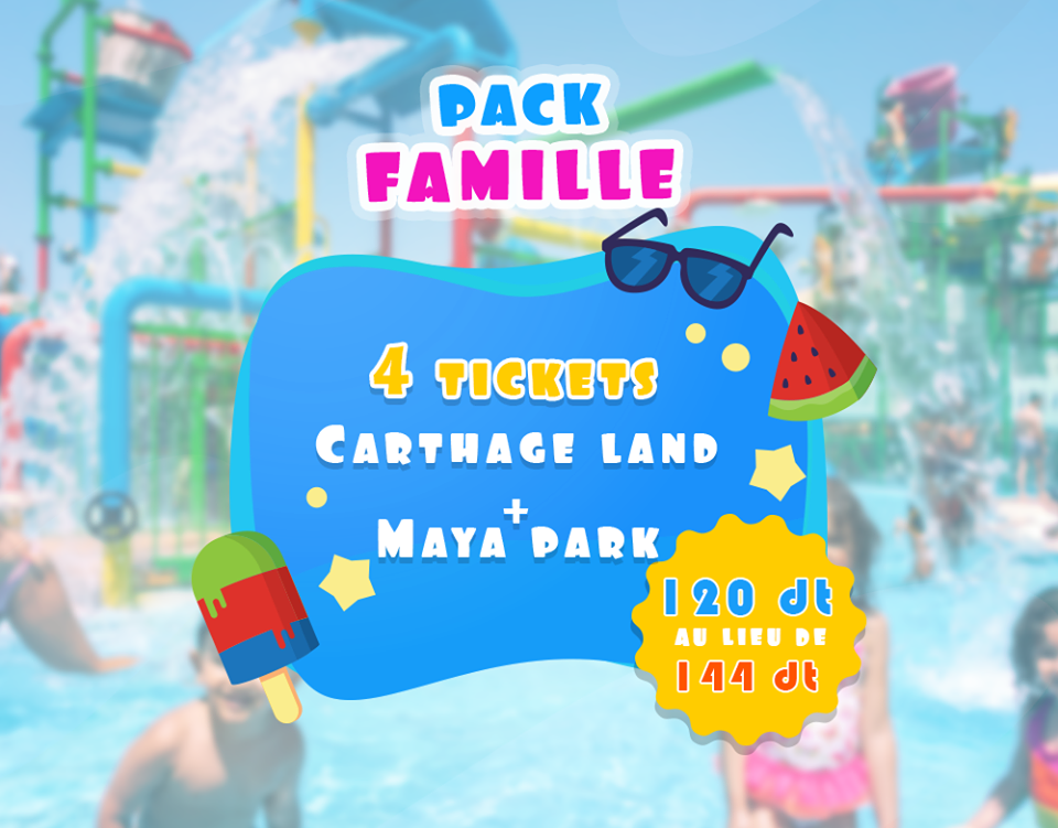 Promo Pack Famille