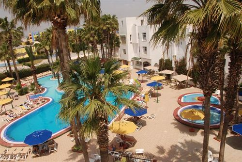Hôtel Nesrine, Hammamet