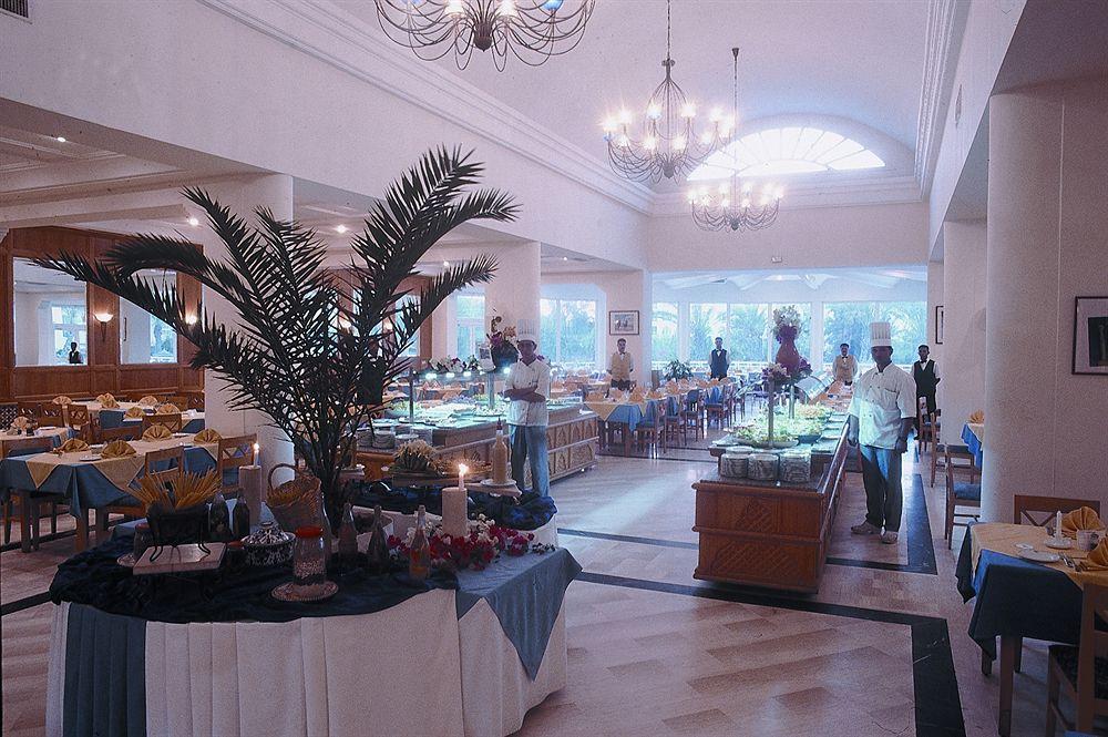 Hôtel Marina Palace, Hammamet