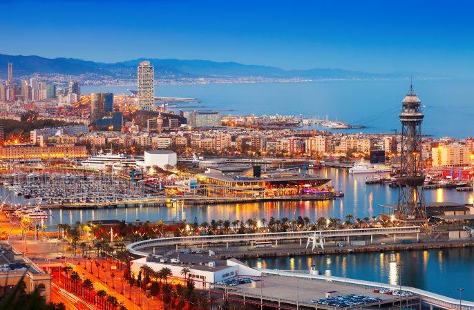Escapade a Barcelone