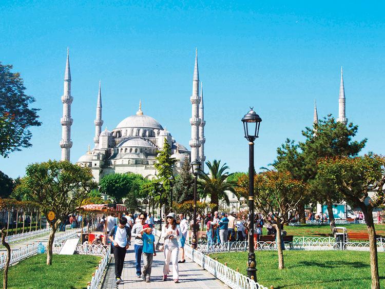 Istanbul Spécial Shopping  Janvier-Février 2020
