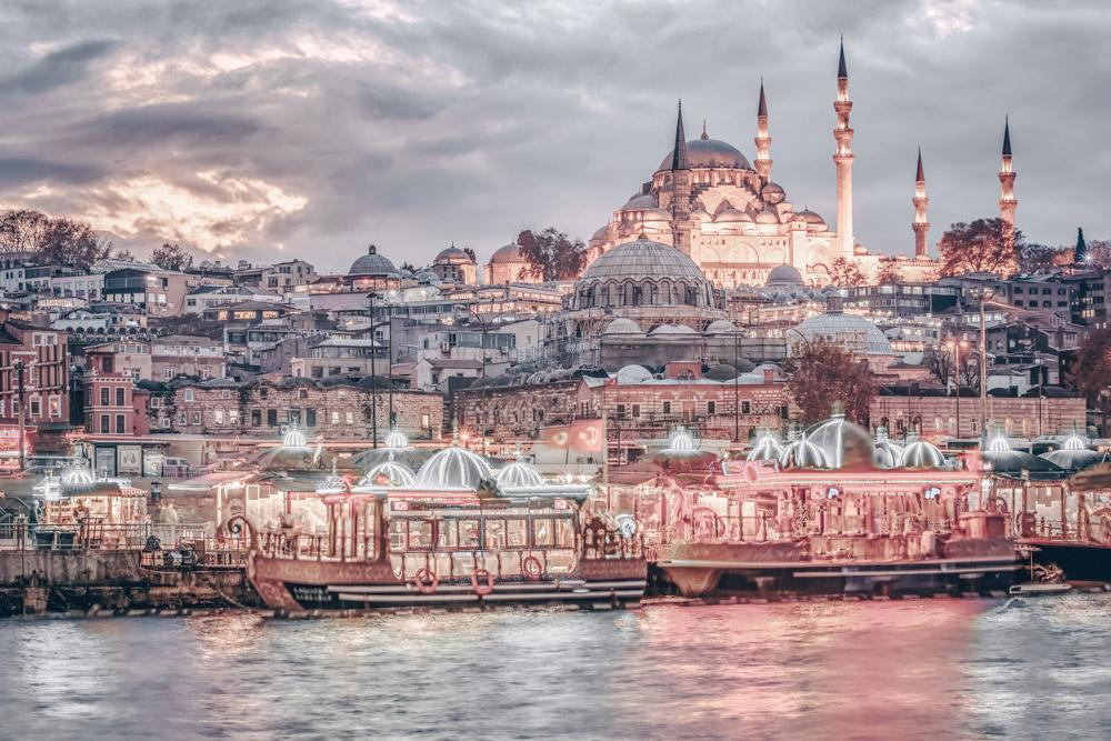 SHOPPING A ISTANBUL NOUVELAIR