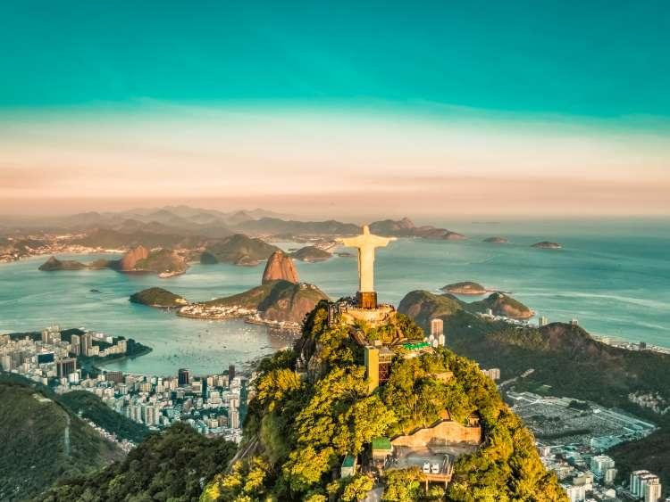 Brésil : RIO DE JANEIRO - SAO PAULO