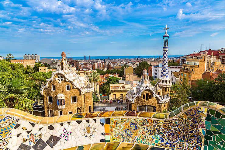 Escapade à Barcelone
