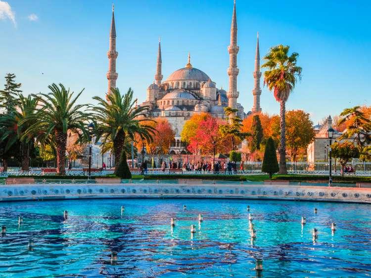 Istanbul Spécial Vacances Novembre