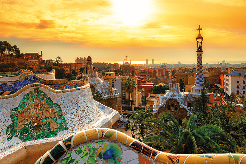 VOYAGE ORGANISE BARCELONE