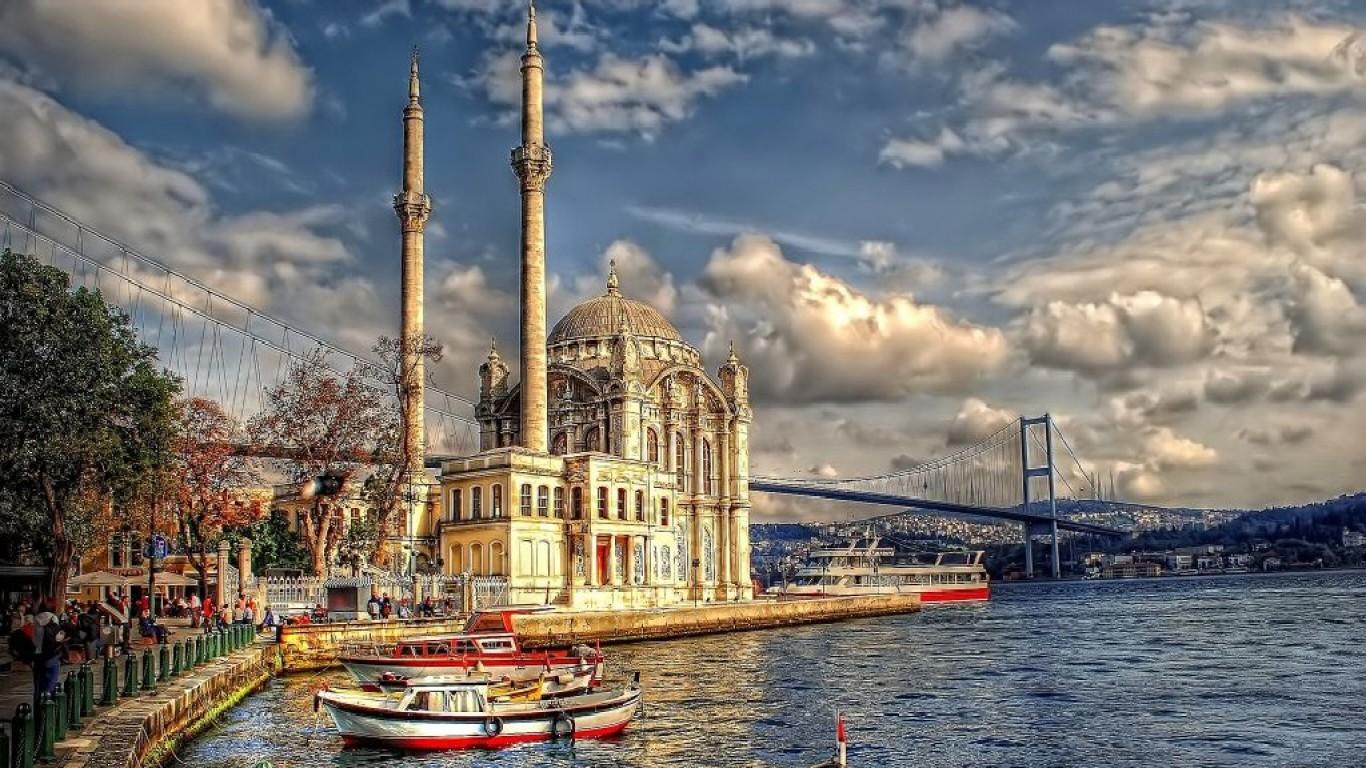 Istanbul voyage Mars 2021