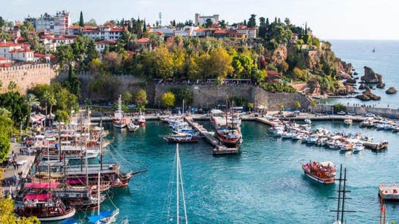 Voyage Organise a Antalya