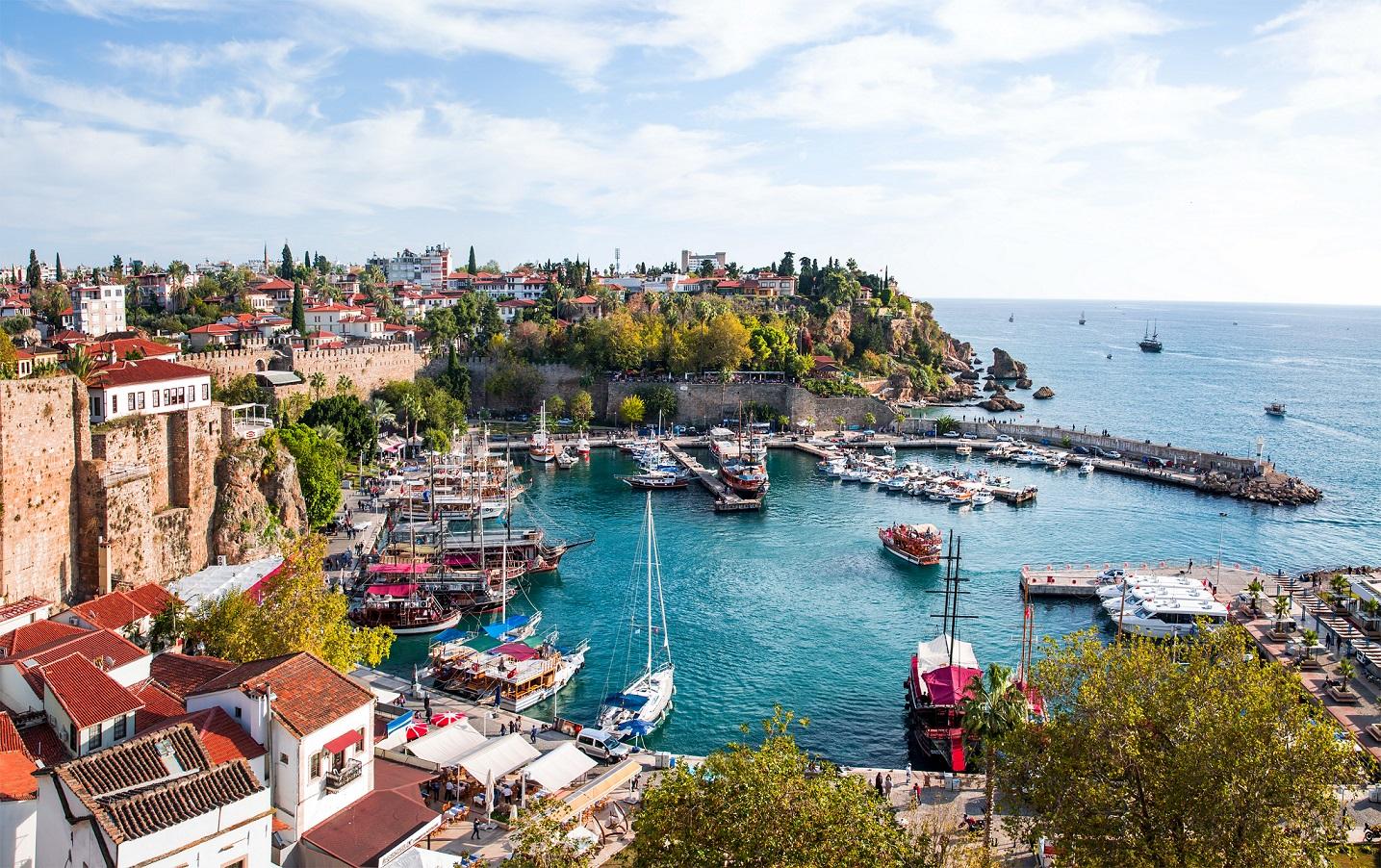 Antalya & Istanbul été 2021