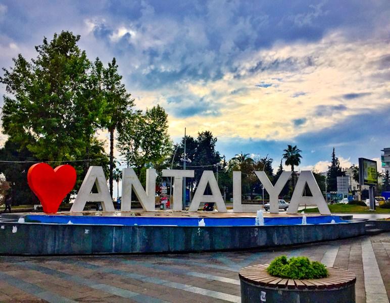 Voyage combines Antalya Istanbul