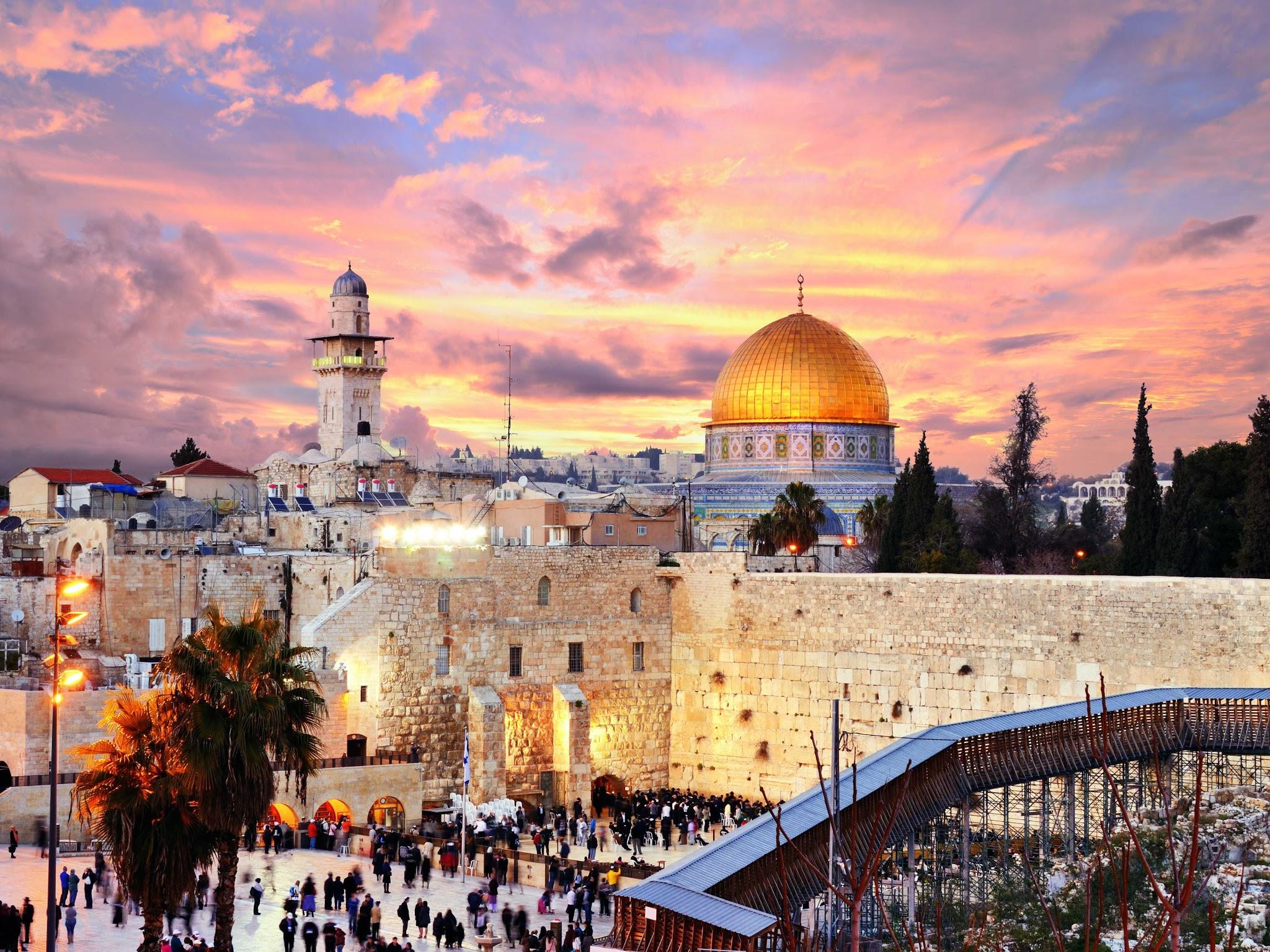 Jordanie & Palestine