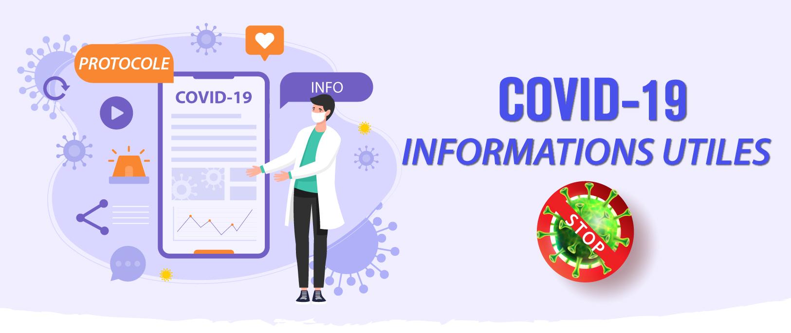 Protocole de sécurité sanitaire anti covid-19