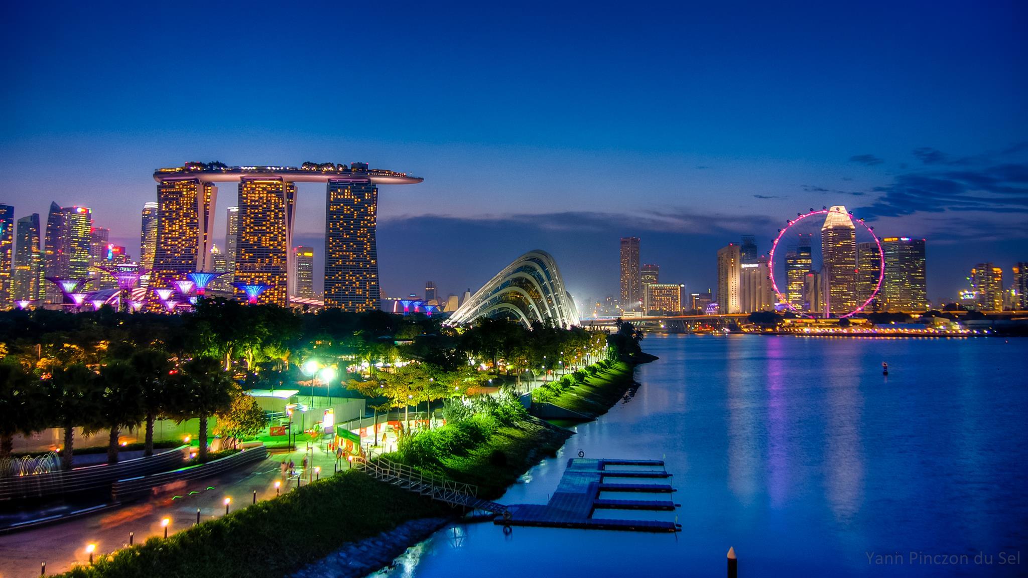 Singapour & Bali