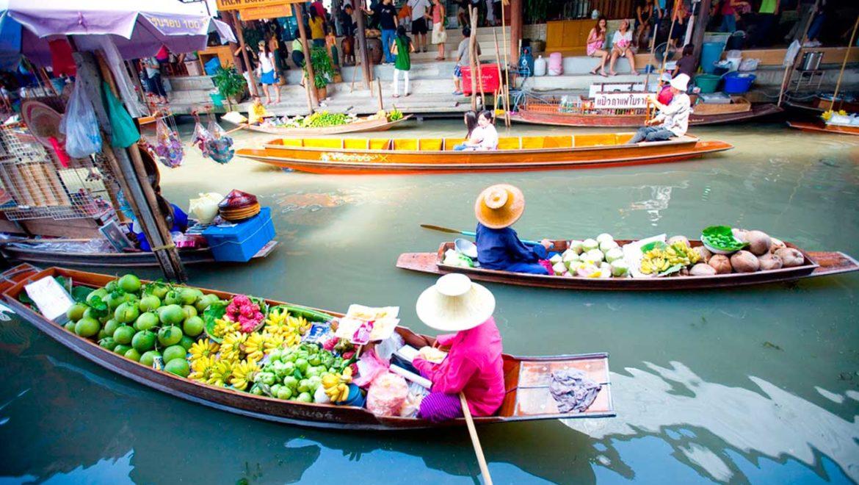 Kuala & Phuket & Bangkok