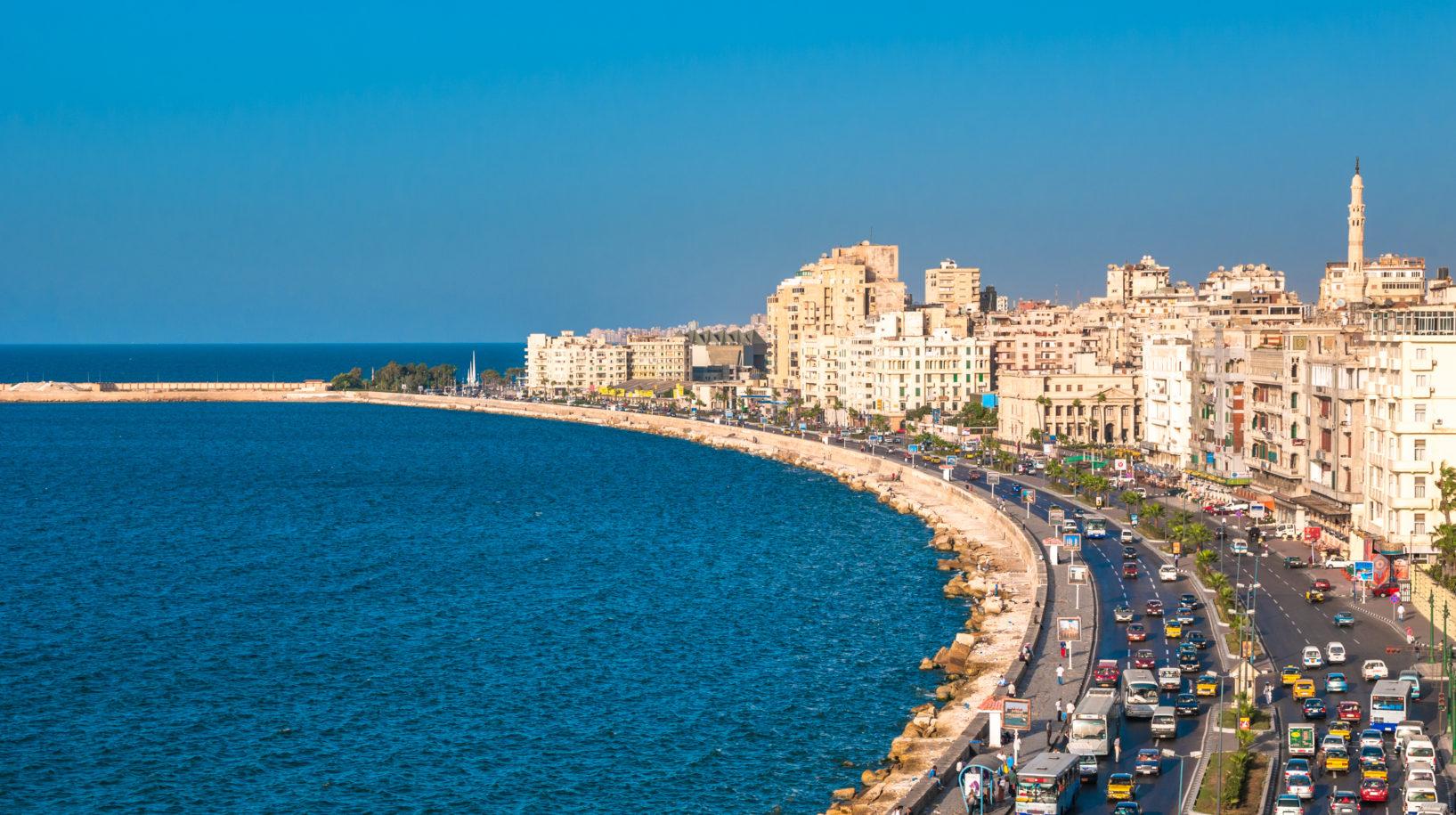 Caire / Alexandrie / Port Said