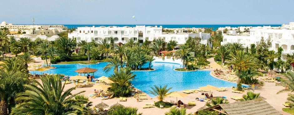 Reservation Hotel Vincci Djerba Resort