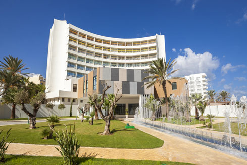 Sousse Pearl Marriott Resort & Spa, Sousse