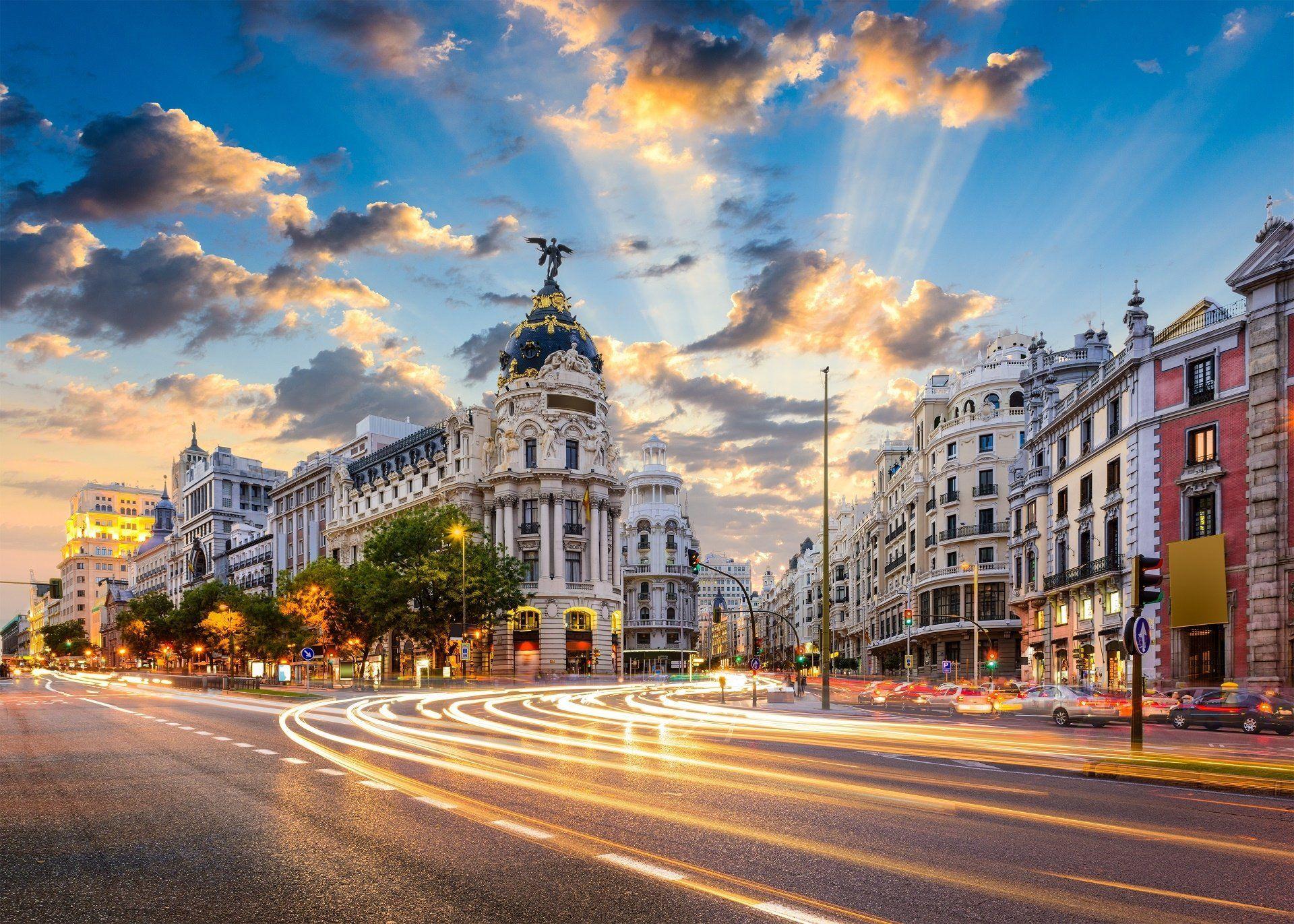 MADRID-ANDALOUSIE REVEILLON 2022