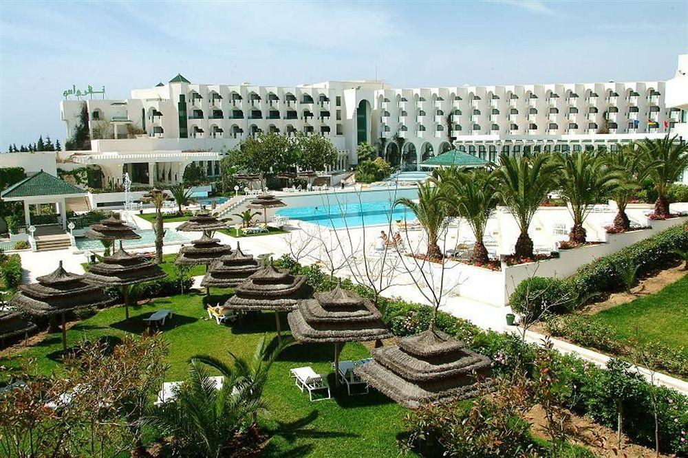 Nahrawess Hôtel & Spa Resort