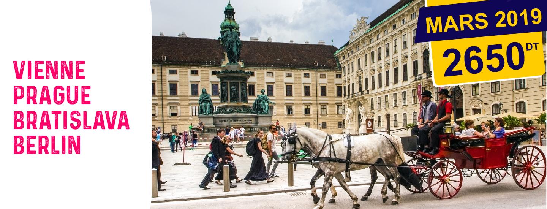 VIENNE PRAGUE 2650
