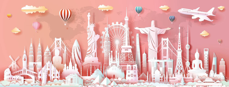 Monde avec Touring Travel