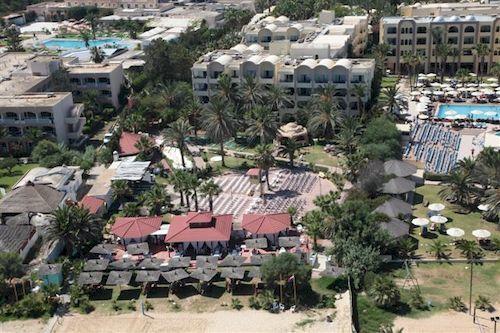 Hotel Nesrine, Hammamet