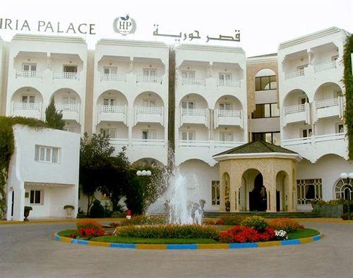 Houria Palace, Port El Kantaoui