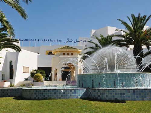 Hasdrubal Thalassa - SPA Port El Kantaoui, Port El Kantaoui
