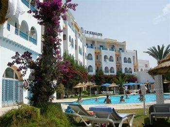 Le Khalife, Hammamet
