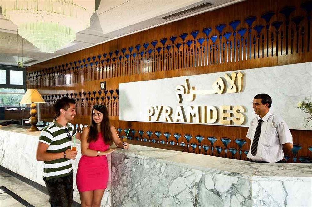 Les Pyramides Hotel, Nabeul