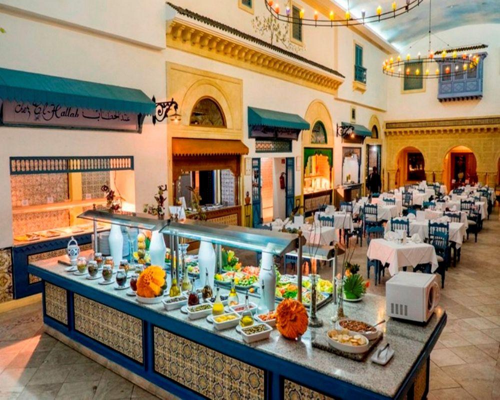 Medina Belisaire & Thalasso, Hammamet