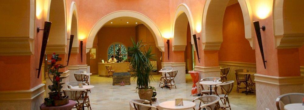 Hotel Mediterranee Thalasso-Golf, Hammamet