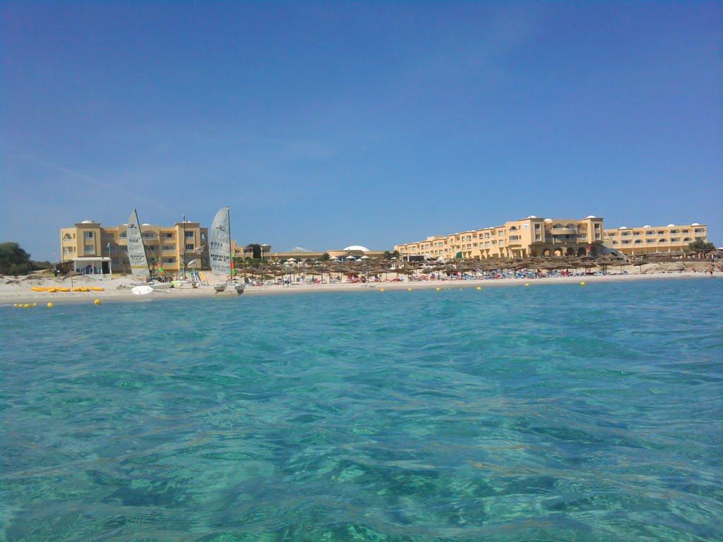 Kelibia Beach, kelibia