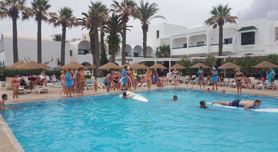 Hammamet Beach Aqua park, Hammamet