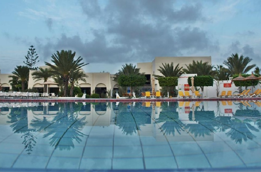 sunconnect djerba aqua resort contact
